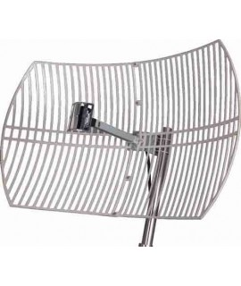 24dBi 2.4GHz Die Cast Grid Antenna
