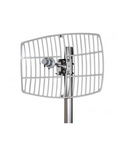 27dBi 5GHz Die Cast Grid Antenna