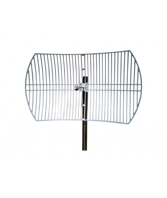 30dBi 5GHz Die Cast Grid Antenna