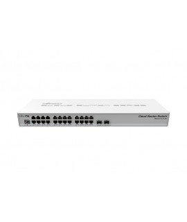 Cloud Router Switch CRS326-24G-2S+RM
